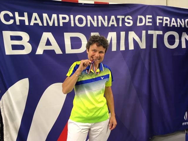 MASBAD Anne Lluch qualifiée aux Championnats du Monde