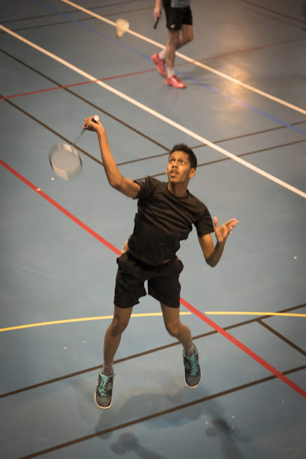 Mas Badminton
