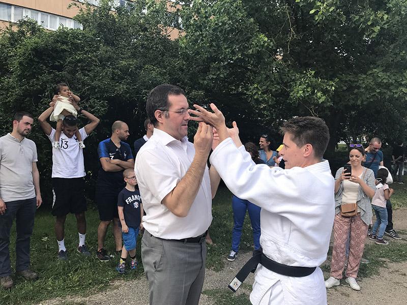 MAS judo-jujitsu