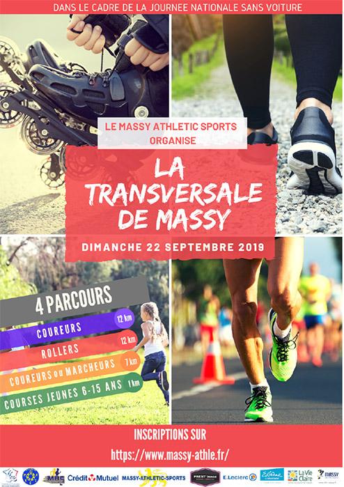 Transversale_Massy athletic sports