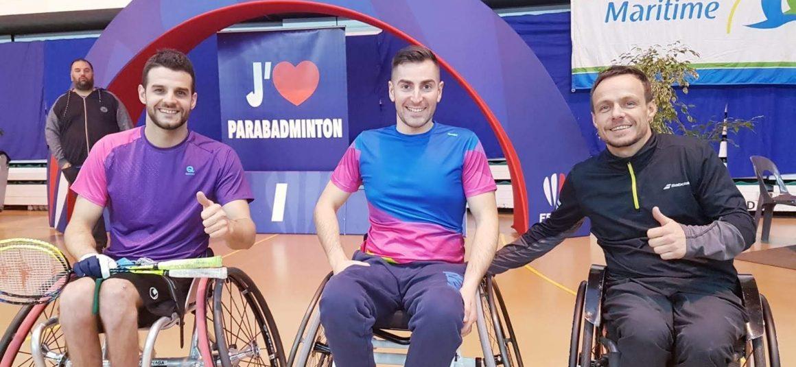 CHAMPIONNAT DE FRANCE PARA-BADMINTON