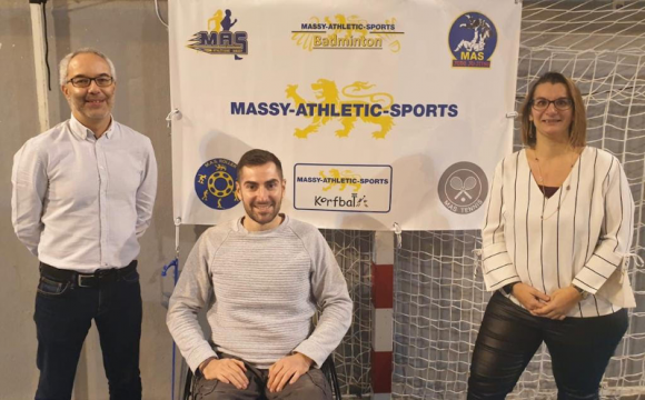 NOUVEAU BUREAU DU MASSY ATHLETIC SPORTS