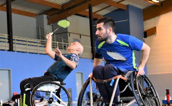 Préparation aux Championnats de France de ParaBadminton- Février 2021